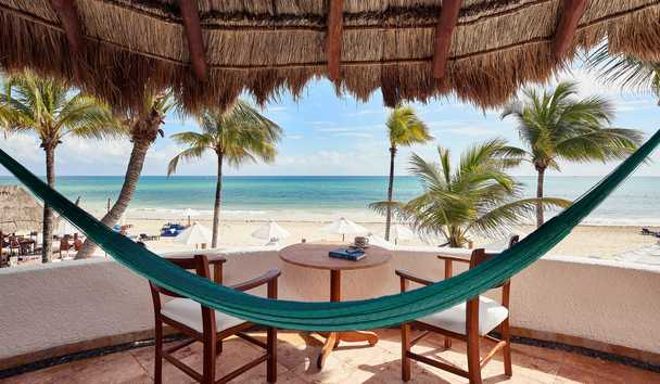 Belmond Maroma Resort & Spa: Deluxe Ocean View Terrace