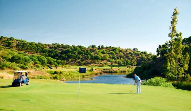 Monte Rei Golf & Country Club: Monte Rei Golf Course
