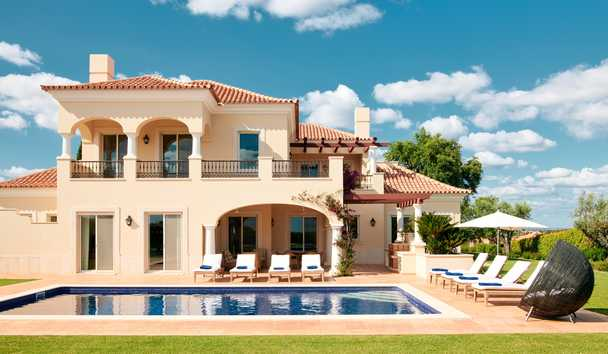 Monte Rei Golf & Country Club: Detached Villa