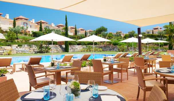 Monte Rei Golf & Country Club: Veranda Restaurant