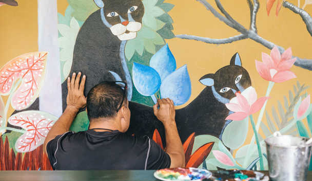 Bensley Collection - Shinta Mani Wild: Local Murals