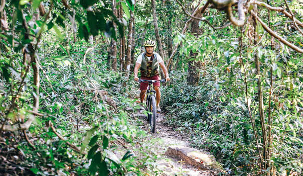 Bensley Collection - Shinta Mani Wild: Mountain Biking