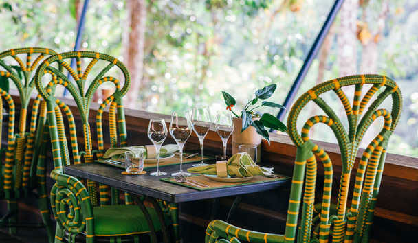 Bensley Collection - Shinta Mani Wild: Waterfall Restaurant