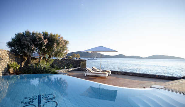 Elounda Beach Hotel & Villas: Presidential Villa Waterfront with Private Pool