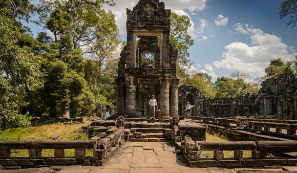 Shinta Mani Angkor: Exploring the area