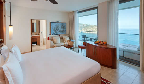 Jumeriah Port Soller Hotel & Spa: Grand Deluxe Sea View