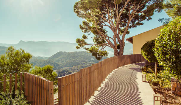 Jumeriah Port Soller Hotel & Spa: Scenic Surroundings