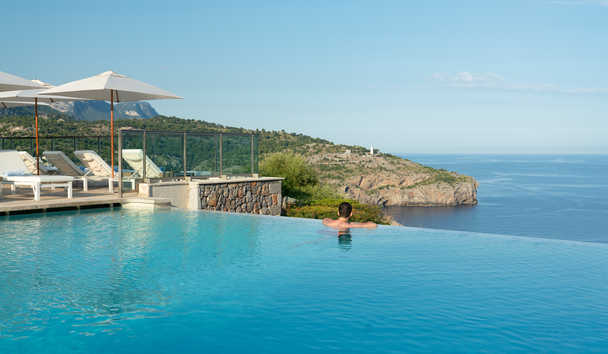Jumeriah Port Soller Hotel & Spa: Infinity Pool