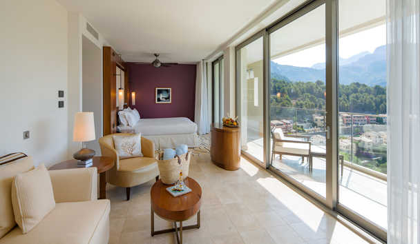 Jumeriah Port Soller Hotel & Spa: Junior Suite Mountain View