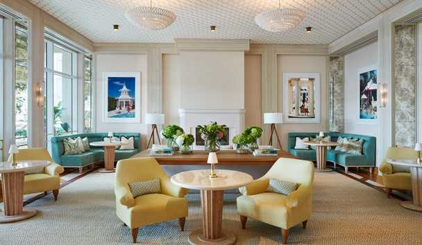 Four Seasons Resort Palm Beach: Florie's Lounge