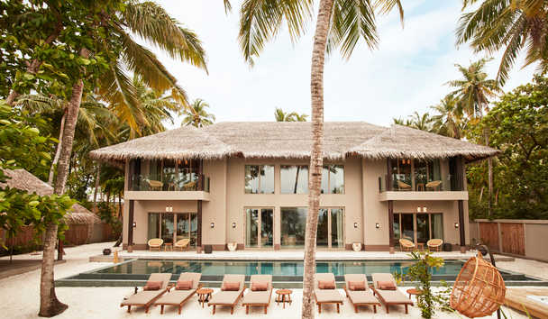 JOALI Maldives: Four Bedroom Beach Residence