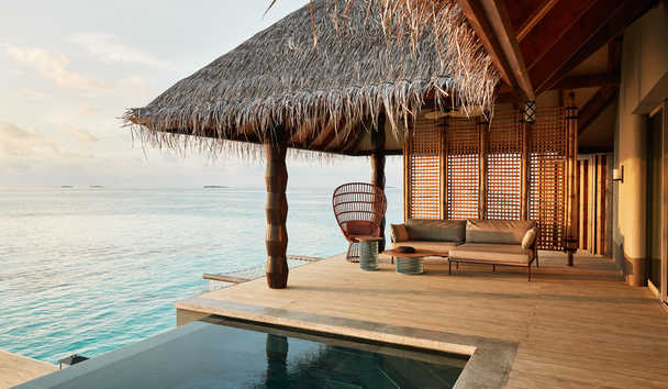 JOALI Maldives: Sunset Luxury Villa