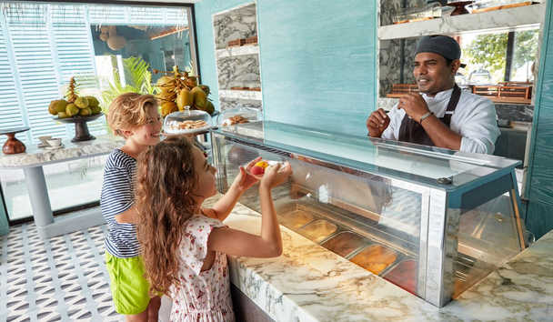 JOALI Maldives: La Joie Ice Cream Store