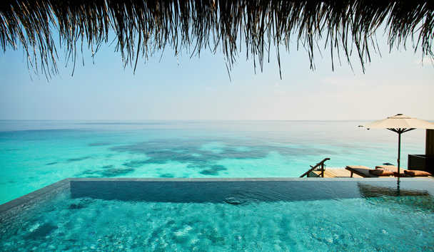 JOALI Maldives: Luxury Water Villa with Pool