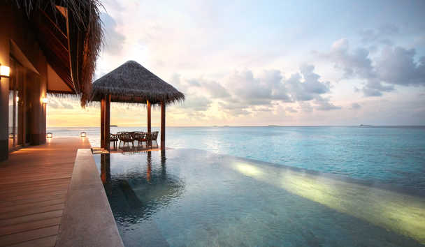 JOALI Maldives: Three Bedroom Ocean Residence