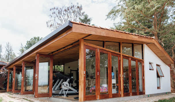 The Retreat by Heaven: Fitness Centre