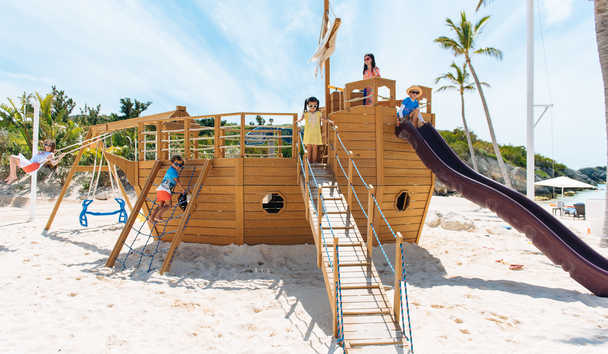 Hamilton Princess & Beach Club, A Fairmont Managed Hotel: Children's Play Area