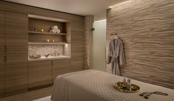 The Phoenician: Spa