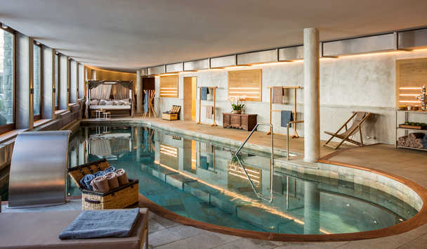 Hotel Hermitage: Swimming Pool
