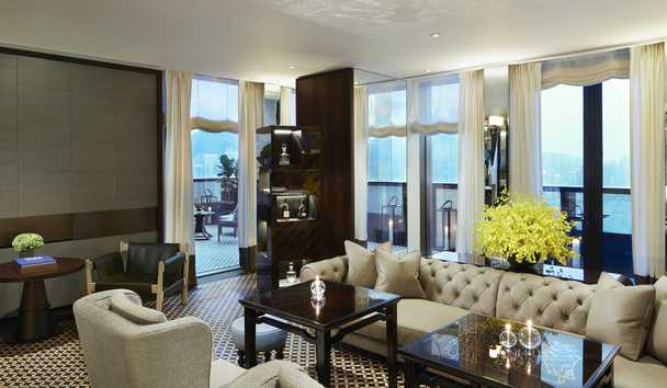 Rosewood Hong Kong: Manor Club
