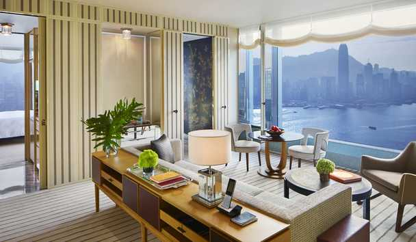 Rosewood Hong Kong: One Bedroom Rosewood Residence
