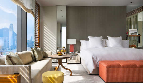 Rosewood Hong Kong: Grand Harbour Corner Suite