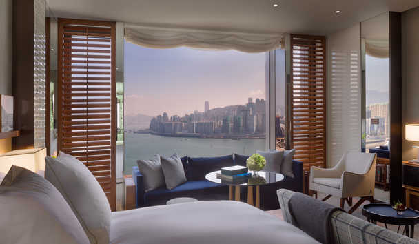 Rosewood Hong Kong: Harbour View Room