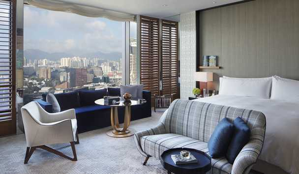 Rosewood Hong Kong: Kowloon Peak View King Room