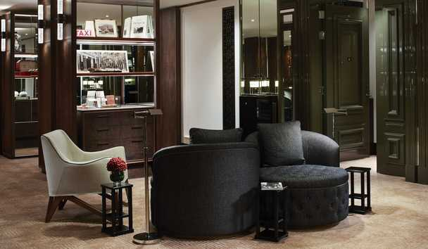 Rosewood Hong Kong: Guest Floor Salon