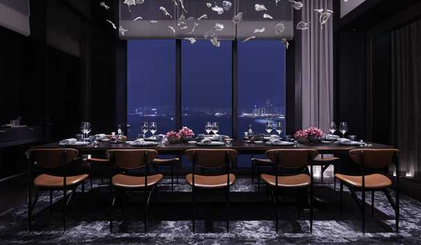 Rosewood Hong Kong: The Legacy House Private Dining Room