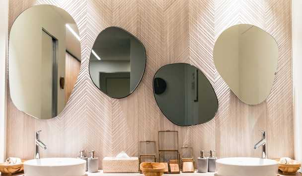 Six Senses Residences Courchevel: Spa Changing Rooms
