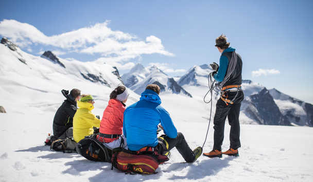 Chalet Zermatt Peak: Mountain Activities