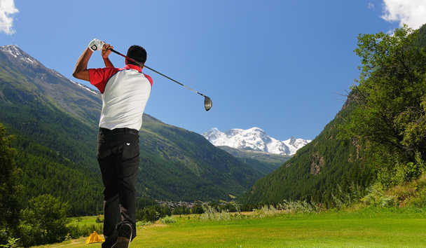 Chalet Zermatt Peak: Golf