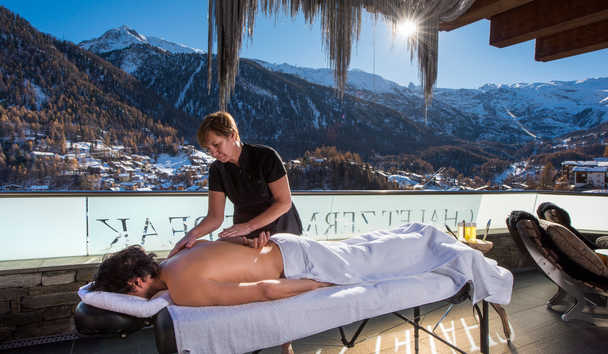 Chalet Zermatt Peak: Massage