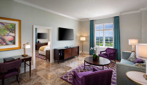 The Biltmore Hotel: Tower Suite