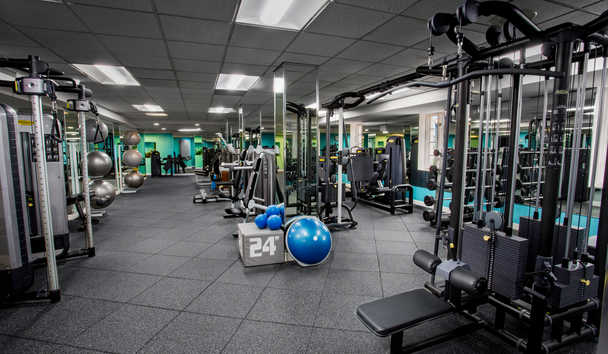 The Biltmore Hotel: Fitness Centre