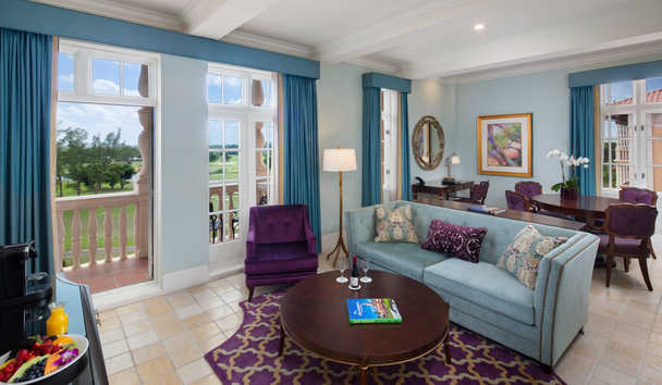 The Biltmore Hotel: Golf Suite