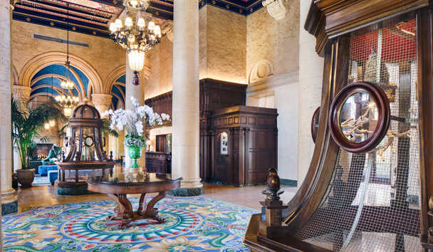 The Biltmore Hotel: Lobby