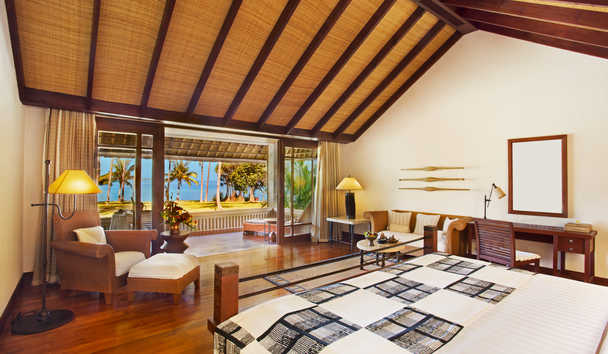 The Oberoi Beach Resort, Lombok: Luxury Pavilion Ocean View