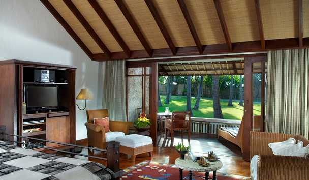 The Oberoi Beach Resort, Lombok: Luxury Pavilion Garden View