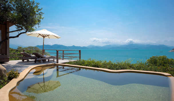 Six Senses Ninh Van Bay: Hilltop Pool Villa