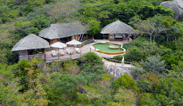 Six Senses Ninh Van Bay: Two Bedroom Hilltop Pool Villa