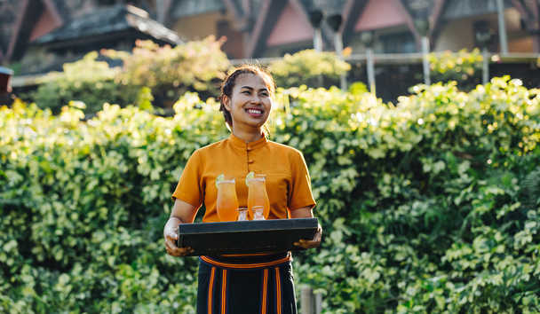 Anantara Golden Triangle Elephant Camp & Resort: Service with a Smile