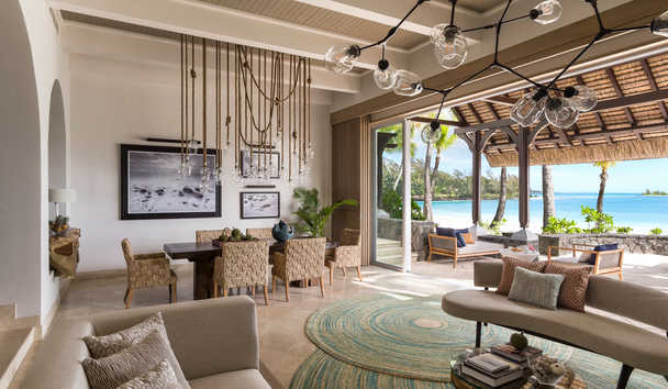 Shangri-La's Le Touessrok Resort & Spa, Mauritius: Shangri-La One Bedroom Suite