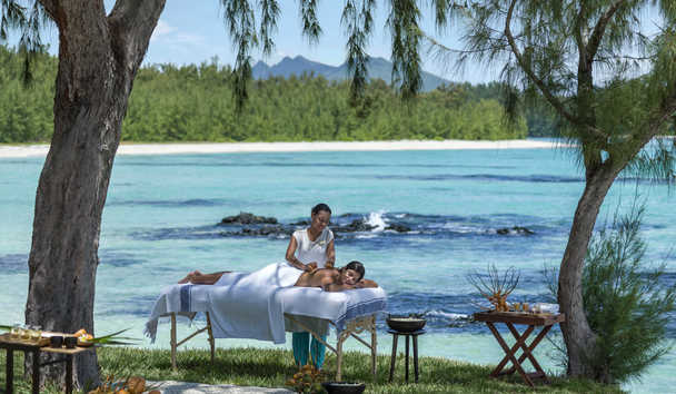 Shangri-La's Le Touessrok Resort & Spa, Mauritius: Outdoor Massage