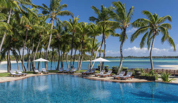 Shangri-La's Le Touessrok Resort & Spa, Mauritius: Main Swimming Pool
