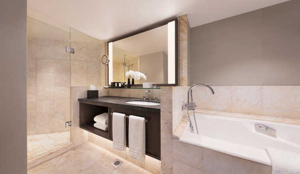 Four Seasons Hotel Sydney: Premier Bathroom