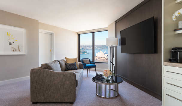 Four Seasons Hotel Sydney: Premier Opera Room