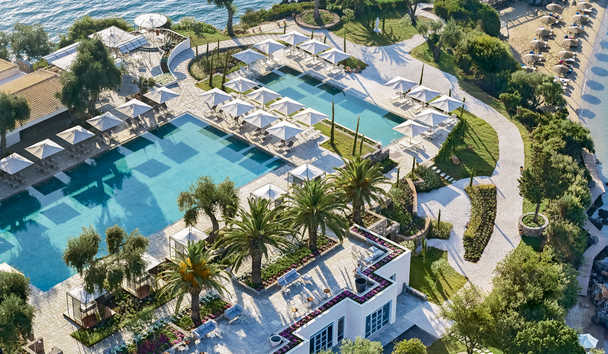 Grecotel Corfu Imperial: Swimming Pools