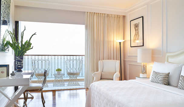 Grecotel Corfu Imperial: Panoramic Guestroom with Private Balcony